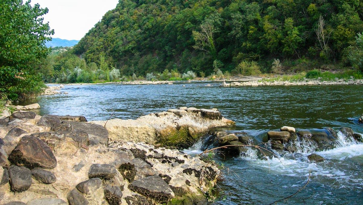 Spot pesca alla passata Arno